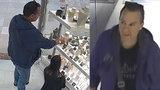 VIDEO: Zloděj ukradl na Žižkově řetízek za 38 tisíc! Sebral ho prodavačce přímo nad hlavou