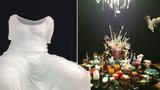 Skleněné orgány, jídlo i šaty: První pražské muzeum skla otevřelo brány, ukazuje 170 skvostů za miliony