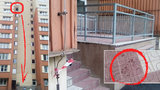 V Ostravě příbuzný (28) po hádce vyhodil holčičku (9) z 10. patra a skočil za ní! Oba jsou mrtví