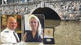 Pro záchranu tonoucích keškařů nasadili vlastní životy: Martina (35) a Radovan (51) dostali ocenění