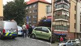 Šokující nález v břevnovské firmě: Na zemi leželo tělo mrtvého muže! Příčinu smrti šetří policie