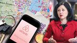"""Jourová """"zaklekla"""" na Airbnb. Skryté poplatky musí skončit, lidé uvidí plnou cenu"""