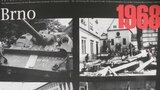 Okupace 1968 v obrazech: Na Nové radnici v Brně uvidíte unikátní osudové snímky