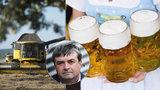 Vedra ničí zahrádkáře i zemědělce. Pro pivaře má bioklimatolog špatnou zprávu