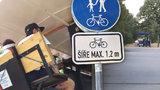 Odhalení Blesku: Turisté se vesele prohánějí na pivních kolech Letnou, tam ale platí zákaz!