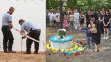 Dva chlapci (†7) utonuli na jezeře Lhota: Rodiny se s nimi rozloučí v úterý