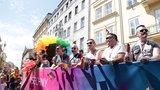 Prahou podeváté projde průvod Prague Pride: Pořadatelé očekávají 30 tisíc lidí