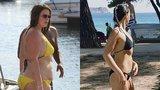 'Zhubla o 50 kilo, stala se modelkou! Jaký pohyb jí opravdu pomohl?'