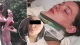 """""""Kamarádka"""" strčila dívku (16) z mostu: Ani se jí neomluvila. Mohla ji přitom zabít"""