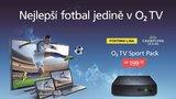 Nejlevnější vstupenka na zápasy Ligy mistrů?  Přece O2 TV Sport Pack!