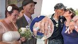 Václav byl 20 let na ulici, ztratil rodinu, padl na dno: Potkal ale Ivanku a skončilo to svatbou! Děti se znova přihlásily