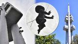 Žižkovskou věž znovu ozdobí batolaty umělce Černého: Proč přibrala na váze?