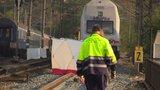 Vlak v Libni usmrtil člověka! Provoz byl na hodinu a půl zastaven