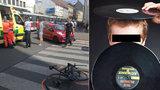 Zfetovaný řidič dodávky srazil triatlonistu Lukáše (30): Sportovec bojuje o život