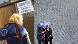 První školní den bude až 25 °C. V pondělí čekejte ale i déšť a místy bouřky