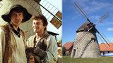 Kousek Holandska u nás: Kuželovský mlýn si zahrál i v Nebojsovi!