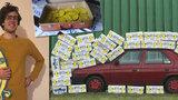 Banánové krabice mu změnily život: Už dva roky s nimi Jonáš (28) žije v symbióze