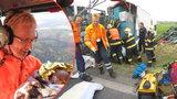 Nezištný anděl v oblacích: Jana Šeblová (61) deset let létala vrtulníkem u pražské záchranky