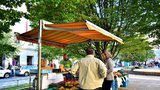 Trhy na Tyláku přišly koncem sezóny o provozovatele: Vinohradští si změnu odhlasovali, tvrdí radnice
