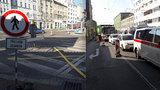 Brno stojí: Oprava Zábrdovického mostu udělala ve městě dopravní peklo! Potrvá přes rok