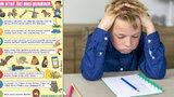 Revoluce ve vyjmenovaných slovech: Zmizí chmýří ze školních lavic?