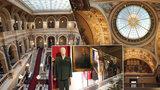 Národní muzeum se otevírá světu! Za 1,8 miliardy se vrátilo do původní podoby s moderními vymoženostmi