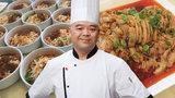 Čínská kuchyně není jen o bistrech. Šéfkuchař Čen (47) přijel do Prahy vařit rodinné sečuánské recepty