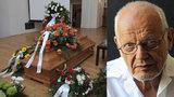 Brno se loučilo s geniálním vědcem Emilem Palečkem (†88): Pracoval, šel plavat a zemřel