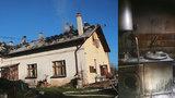Známý kavárník prosí po ničivém požáru o pomoc: Kamarád přišel před Vánoci o střechu nad hlavu