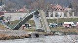 Pád Trojské lávky: Policie obvinila jejího autora a exšéfa oddělení mostů z obecného ohrožení
