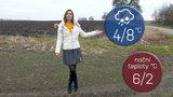 Počasí s Honsovou: O víkendu bude pršet, na horách nasněží až 30 centimetrů