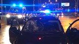 Řidič před nemocnicí v Krči srazil chodce a utekl: Zraněný muž (55) utrpěl vážná poranění hlavy
