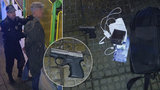 Se zbraní v ruce ohrožoval Pražany na Černém Mostě. Strážníci na něj vytáhli pistoli
