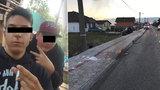 Mladík (†18) bez řidičáku sedl za volant tátova auta: Napálil do plotu a zemřel