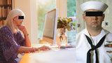 Hradecká seniorka (63) se zamilovala do falešného námořníka: Poslala mu 400 tisíc!