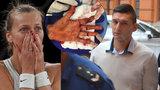 Útok na Kvitovou: Zvrat v procesu! Svědci potvrdili alibi obžalovanému kriminálníkovi