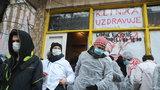 Proměna Kliniky, kterou obývali aktivisté: SŽDC vypsala tendr na rekonstrukci