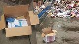 Pošťačka na Šumpersku vyházela vánoční zásilky do koše: Nestíhala