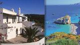 Klidný ráj: Řecký ostrov bohyně Afrodity Kythira