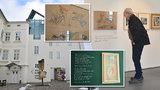 Praha byla krásnější než Řím. Výstava bohemisty Ripelliniho na Kampě ukazuje, jak o ní básnil v Itálii