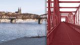 VIZUALIZACE: Nový most na Výtoni může vypadat takto. Pomáhá s ním švýcarský expert