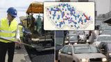 Rozkopané Česko: Letos čeká řidiče přes 330 uzavírek. Zkomplikují cestu i vám?