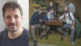 Kreativní producent seriálu Most! odhalil kouzlo Snědé tísně