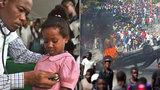 Protivládní protesty drtivě dopadly i na nemocnice: Nemají léky ani vodu, pacienti utíkají