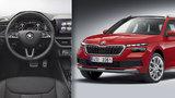 Škoda Kamiq ukázala nové vychytávky! Čím řidiče potěší? Mrkněte na fotky!