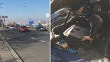 Praha zahájila důslednější kontroly aut v ulicích. Policie se zaměří na emise
