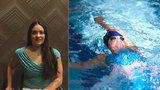 Našli jí nádor na páteři, když byla miminko, a ochrnula: Para plavkyni Vendulu za úspěchy ocenili v Praze
