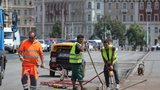 Páteřní ulice v Radotíně se bude opravovat: Zderazská bude uzavřená až do prosince