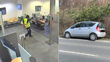 Spadla klec: Policisté zadrželi dva muže, kteří měli v Praze přepadnout banku