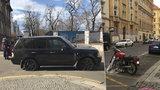 Svědkyně střelby na Letné: Je zázrak, že se nestalo neštěstí, chodí tudy hodně lidí